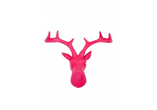 Deer Head │ Pink
