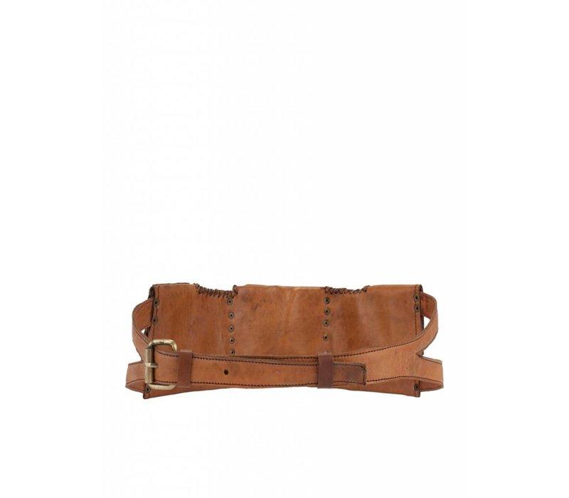 Handmade Bohemian Leather Waist Bag