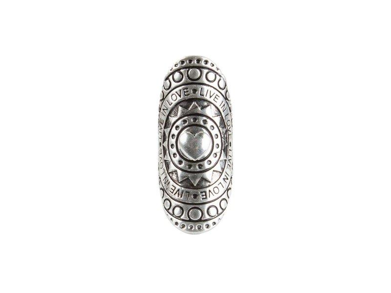 Rove Grote Mandala Statement Ring ǀ Live in Love
