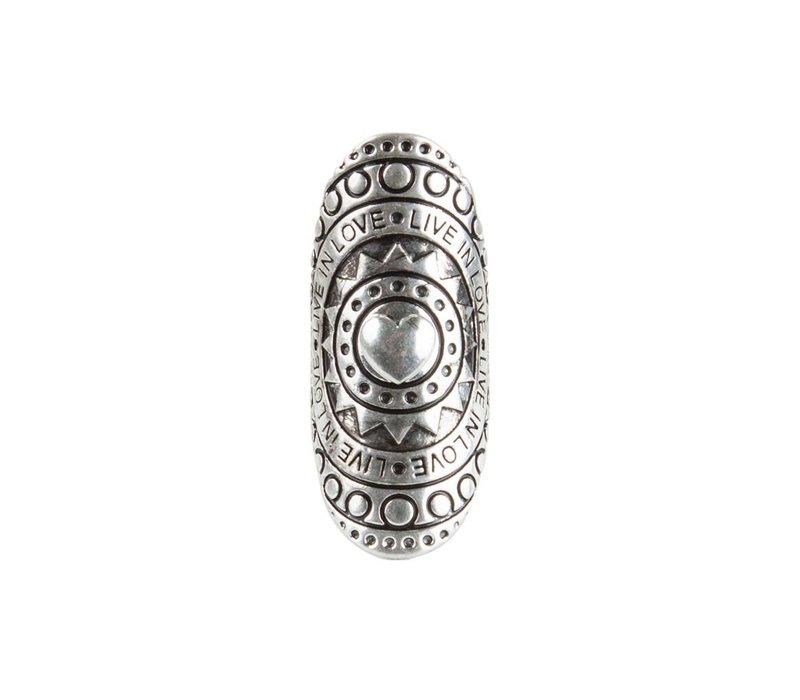 Mandala Ring ǀ Live in Love
