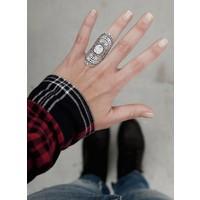 Grote Mandala Ring ǀ Carpe Diem