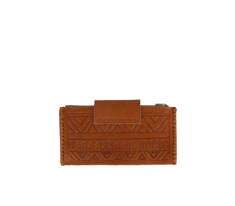 Zambi Leren Portemonnee | Mahiya Leather
