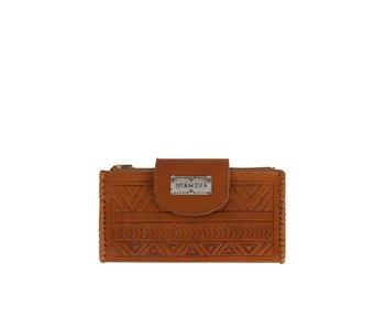 Mahiya Leather Leren Portemonnee | Zambi