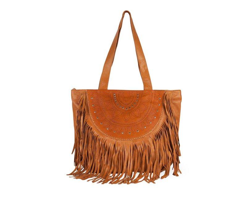 Ophelia Leather Shoulderbag ǀ Mahiya Leather