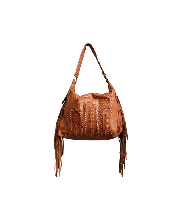 KiVARi Leather Shoulderbag | Free Soul
