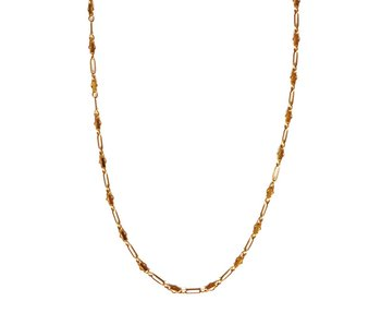 "Keijewelry Layer Necklace  Choker 16"""