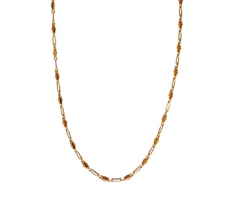 "Layer Necklace  Choker 16"""