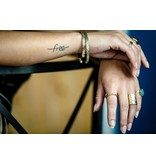 Route508 Simple & Chic Stijlvolle Gouden Ring Goldie