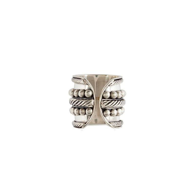 Sterling Silver Ring Ellis