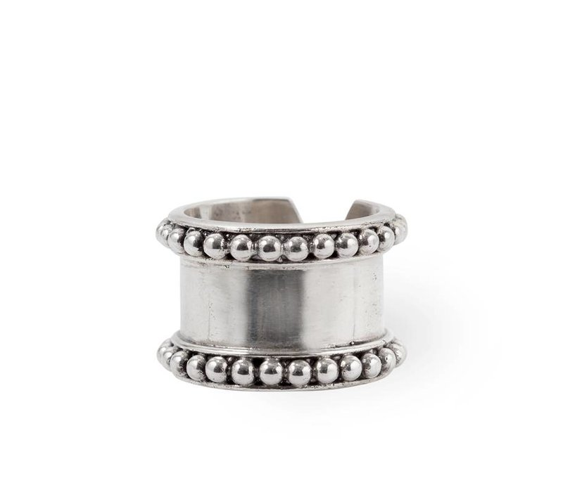 925 Sterling Zilveren Ring Cleo