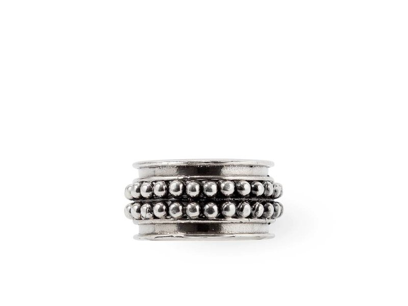 Route508 925 Sterling Zilveren Ring Avery