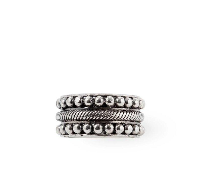 925 Sterling Zilveren Ring Arty
