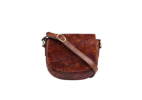 Route508 Leather Crossbody Bag Indie ǀ Brown