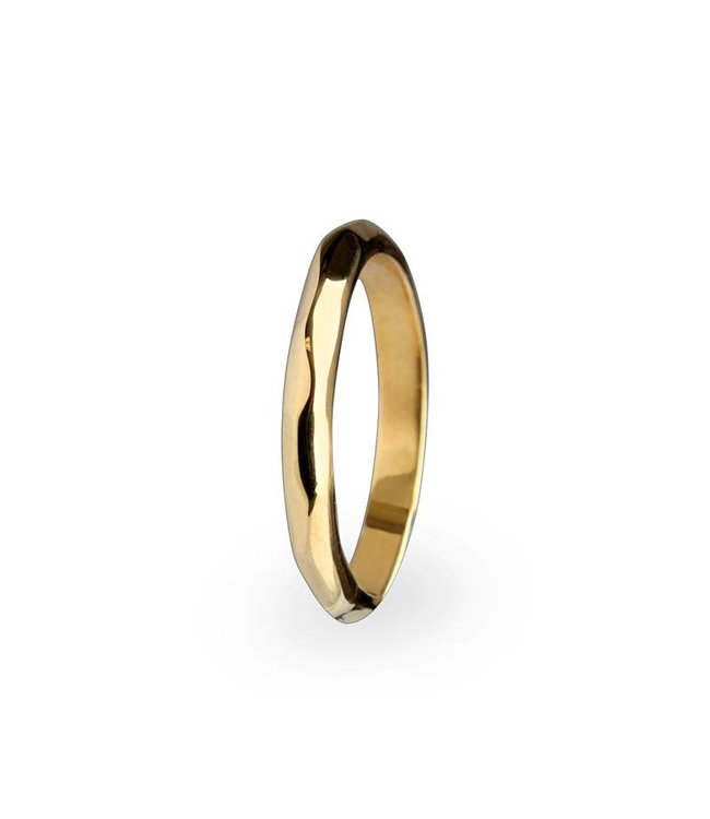 Route508 Gold Ring | Goldie