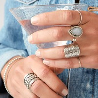 Sterling Silver Ring Sheila