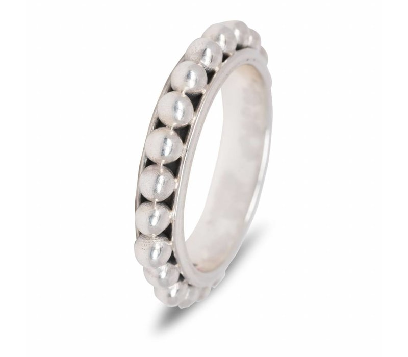 Sterling Silver Ring Orion