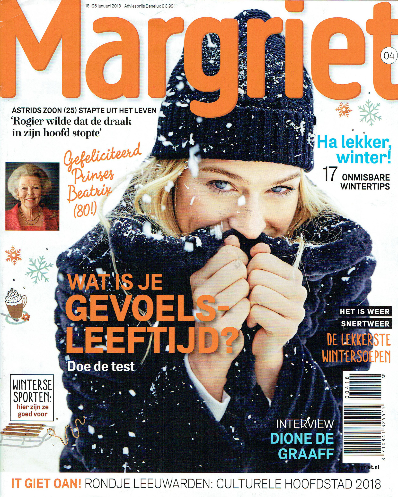Margriet x Route508 Cover