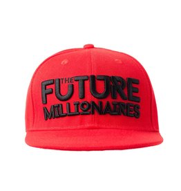 The Future Millionaires Devil Red