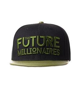 The Future Millionaires Camo Green