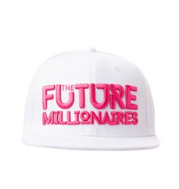The Future Millionaires Bubblicious Pink