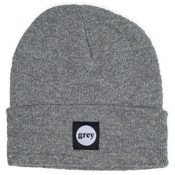 Chocolate Gray beanie