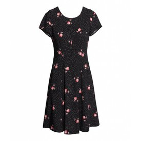 YvesSaintLaurent Flower pattern dress