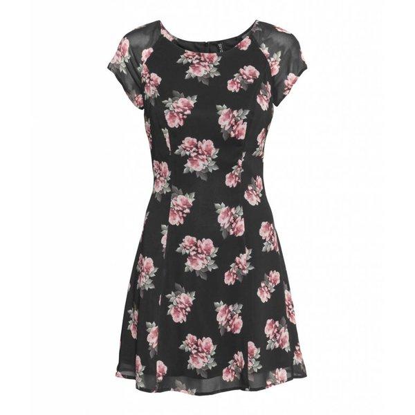 YvesSaintLaurent Rose covered dress