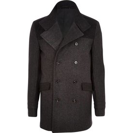 Giorgio Armani Long grey coat
