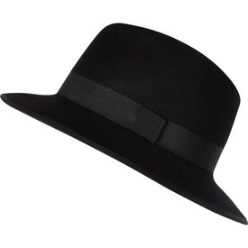Jil Sander Black hat