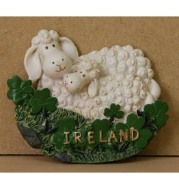 Irish Sheep Magnet A