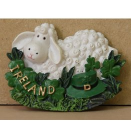 Irish Sheep Magnet B