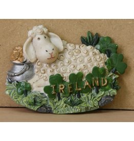 Irish Sheep Magnet C
