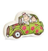 NICI Granny Mäh Pillow Car