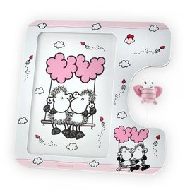 Sheepworld Photo frame Lovecloud