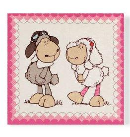 NICI Schilderij Jolly Dean & Sue