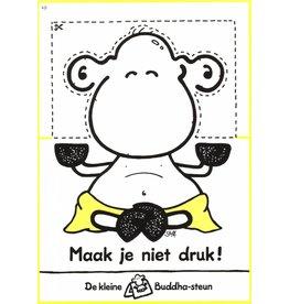 Sheepworld Ansichtkaart - Maak je niet druk!