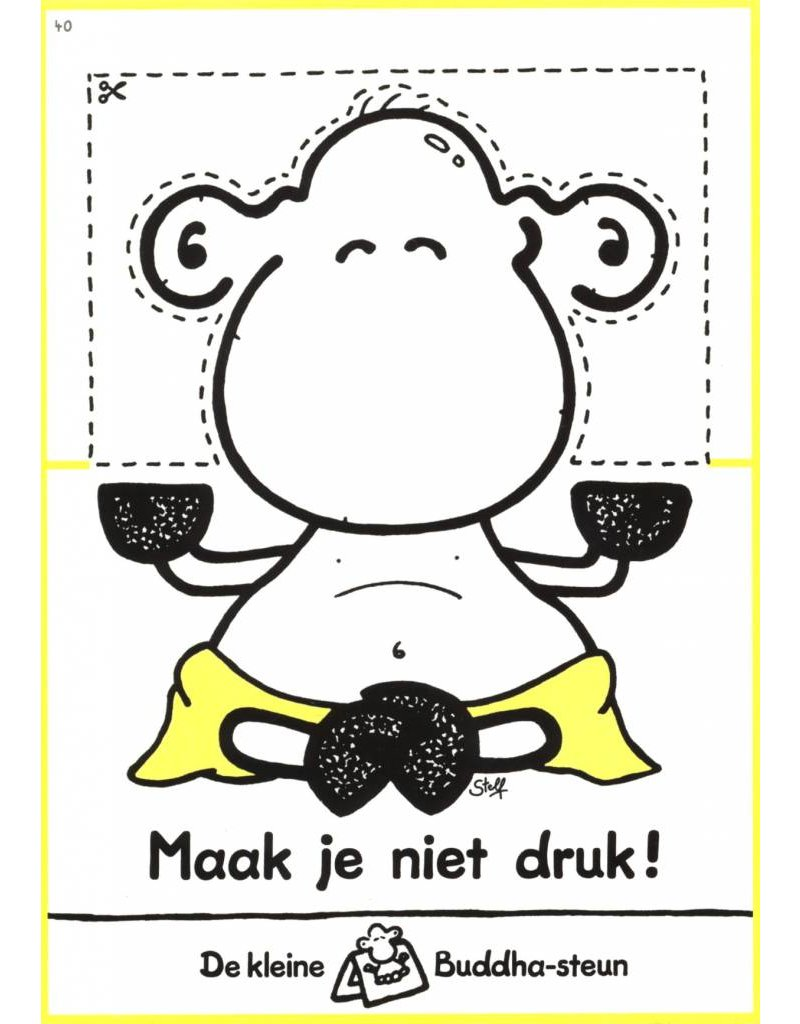 Sheepworld Don't worry! (NL)