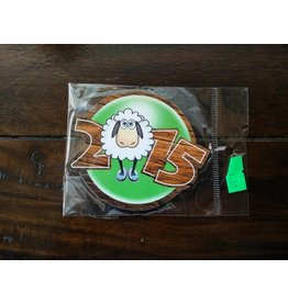 Fridge magnet 2015 Staring Sheep