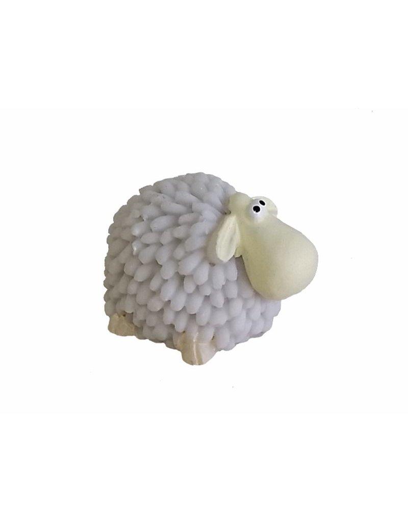 Cute little sheep statue (3cm)