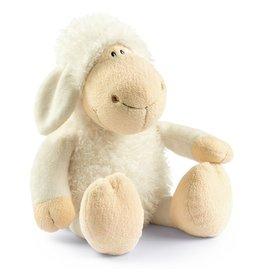 NICI Jolly Mäh schapenknuffel 25cm, wit