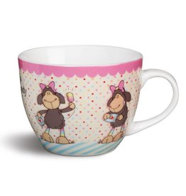 NICI Jolly Coco and Candy mug XXL