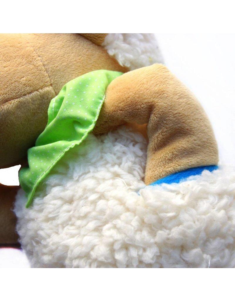 Cute Sheep 35cm green