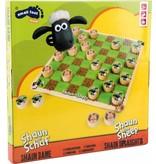 Small Foot design Shaun the Sheep draughts