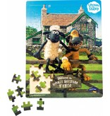 Small Foot design Shaun the Sheep Puzzle (100 pieces)