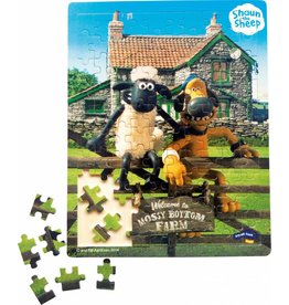 Small Foot design Shaun the Sheep Puzzle