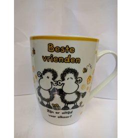 Sheepworld Beker 'beste vrienden'