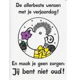 Sheepworld Sheep birthday card - Best wishes on your birthday