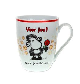 Sheepworld Beker 'voor jou'