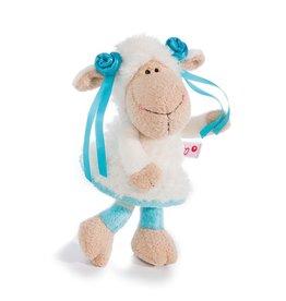 NICI Jolly Mäh Summer schapenknuffel 20cm