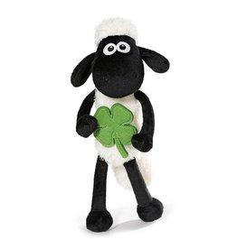 NICI Shaun the Sheep with shamrock 25cm